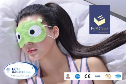 Animal style steam eye mask coming- eye mask supplier -Eco Industrial China
